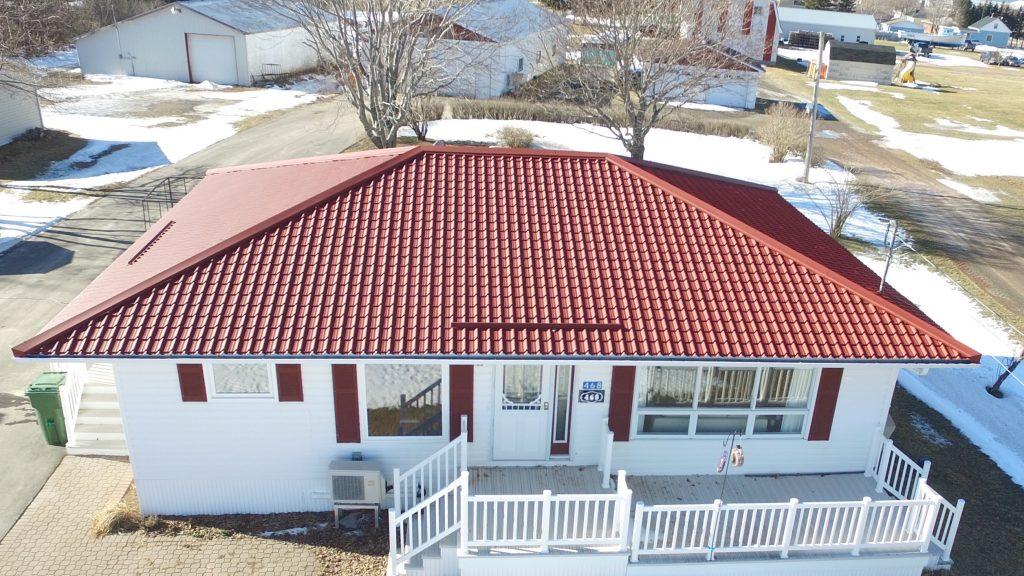 , Galerie, SE Metal Roof - Metal Roofing