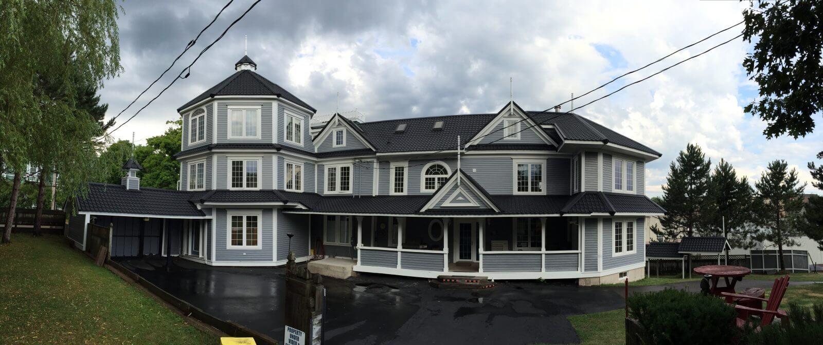 Black Roofs 11